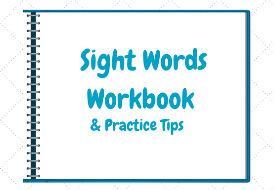 Summer Program_Sight Words_Workbook